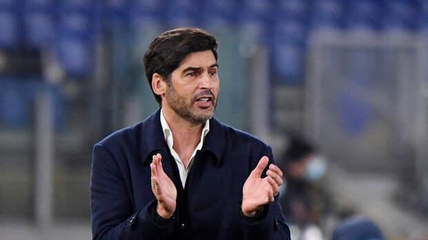 Фонсека высказался о победе «Ромы» над «Аяксом» в четвертьфинале ЛЕ