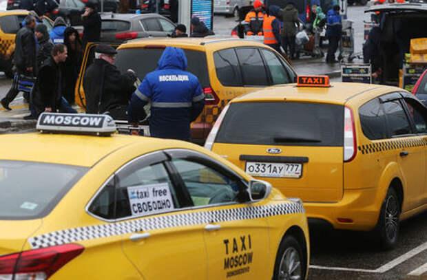 Неприкасаемые: подмосковные таксисты задолжали 100 млн руб. штрафов