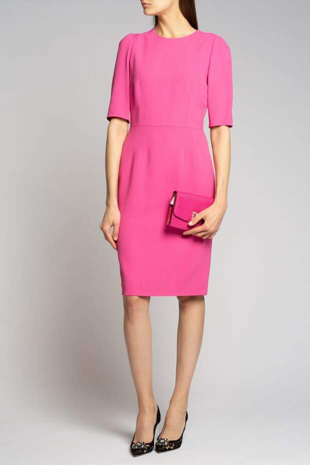 Платье-футляр Dolce&Gabbana