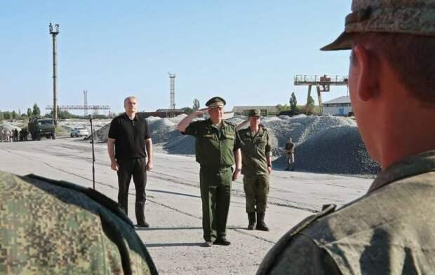 Крымский мост уже помогает решать водную проблему полуострова
