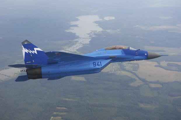 «The Drive»: в Ливии турки сбили МиГ-29, но его обломки до сих пор не найдены