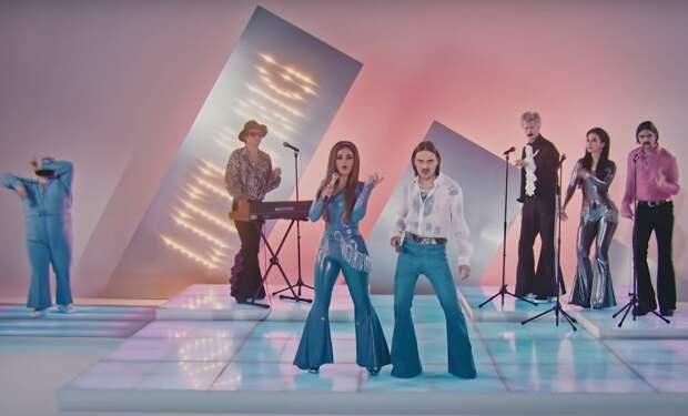 Российские телезрители познакомились с песней, которую Little Big представит на «Евровидении-2020»