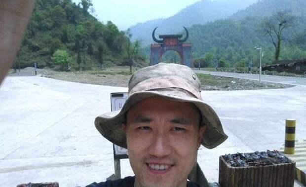 Китайский турист 17 дней блуждал в аномальной зоне