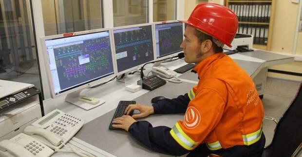 Москва активно модернизирует систему энергоснабжения / Фото: mos.ru