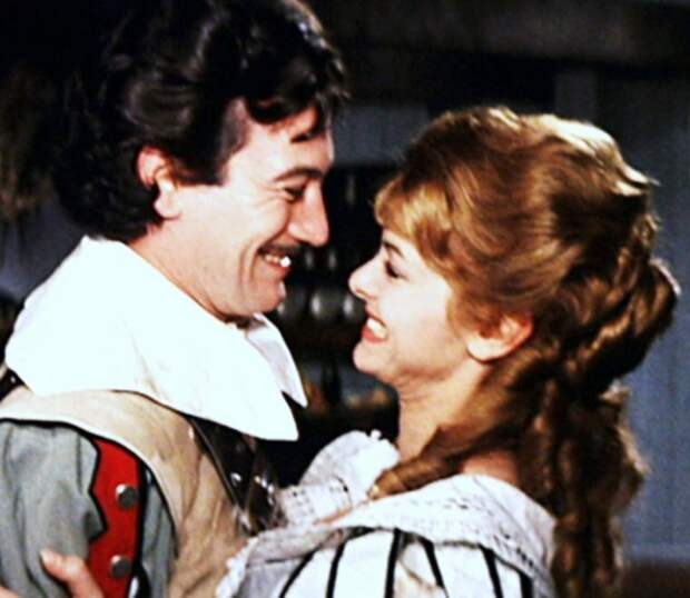 Такие разные Констанци. Актрисы, исполнившие роль возлюбленной д'Артаньяна