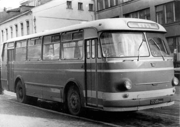 ЛАЗ-695М автобусы, транспорт, это интересно