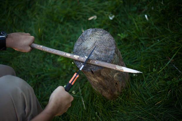 Нож лесного выживальщика: 6 необходимых качеств по мнению егеря