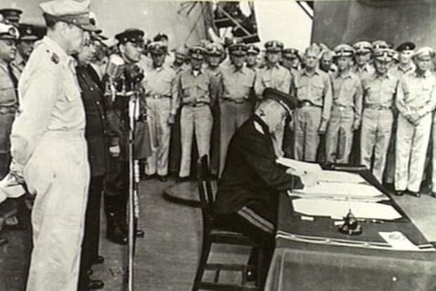 Акт об окончании Второй Мировой: почему от СССР его подписывал генерал Деревянко