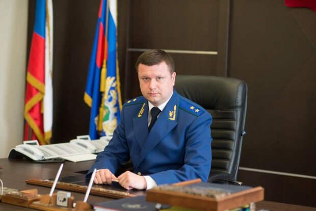 Заместитель Генерального прокурора РФ принял участие в коллегии прокуратуры Севастополя