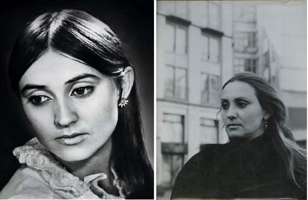 Молодая актриса Лариса Кадочникова.  | Фото: livejournal.com