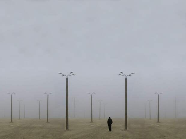 столбы (pillars) by Alexey Menschikov on 500px.com
