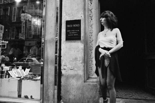Парижские труженицы секс-индустрии с улицы Сен-Дени на снимках Массимо Сормонта