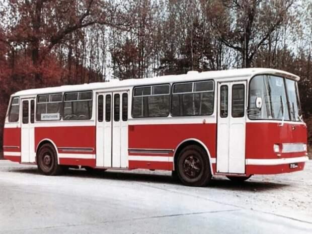 ЛАЗ-699Б автобусы, транспорт, это интересно