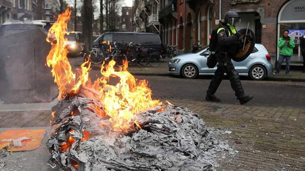 Европу выжигают карантином. Анатолий Вассерман