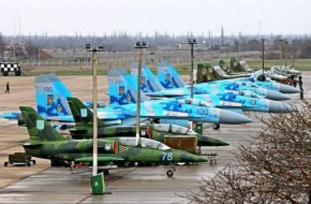 Российские миротворцы в Карабахе прервали полет украинских «ястребов»
