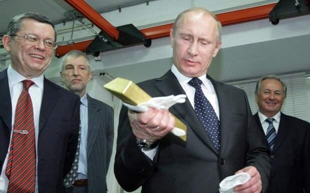Нищие конгрессмены США озаботились деньгами Путина-Шреденгера