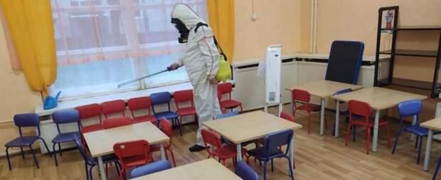 Детские сады оказались самыми опасными распространителями коронавируса в Петербурге