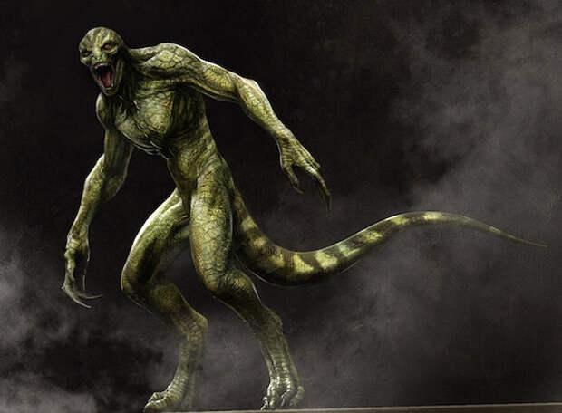 рептилоид, ящер, человек-ящерица, Невада, Cherry Hinkle