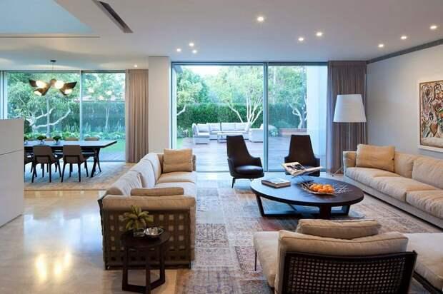 Как визуально «приподнять» потолок: 10 дизайнерских приемов