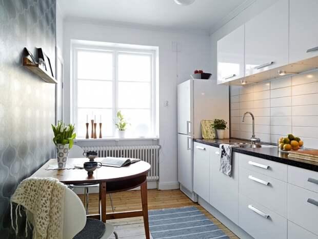 маленькая кухня - Портал Домашний