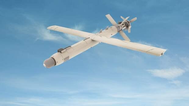 Мощный удар российского дрона-камикадзе по турецким джихадистам в Сирии попал на видео