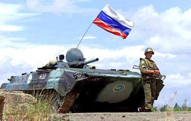 Американский капитан ответил, что сделает НАТО в случае вторжения России на Украину
