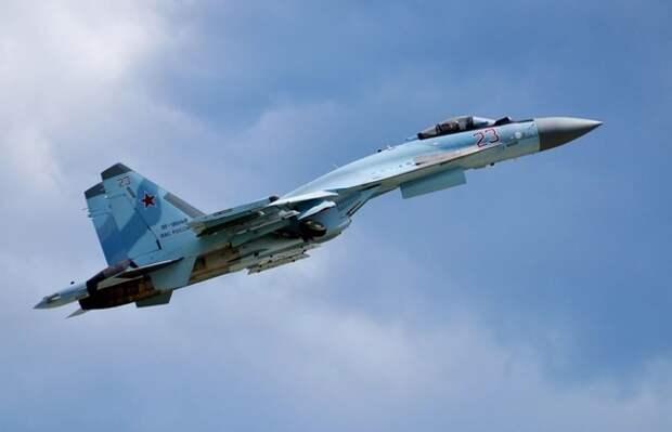 Бомбардировщики ВКС РФ залетели в зону американских ПВО