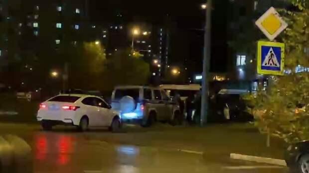 Полиция отреагировала на провокации с азербайджанскими флагами в Москве и Петербурге. Отдан приказ