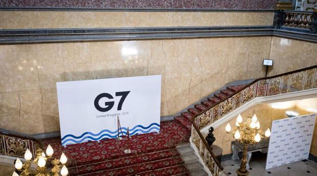 Японцы «подбивают» страны G7 на «совместный подход» в отношении России