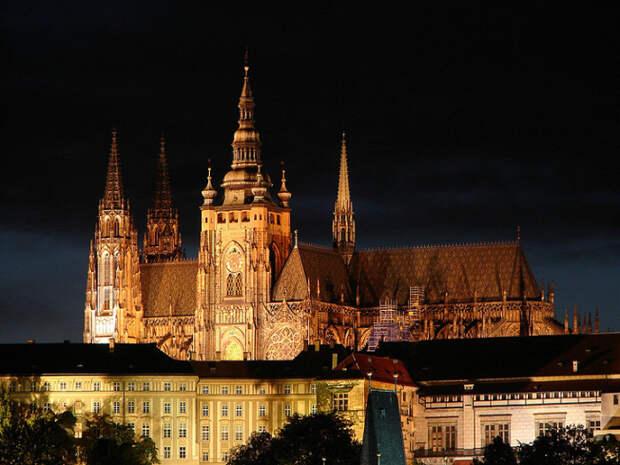 Пражский Град, Чехия.