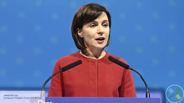 Санду выступила за создание нового объединения с Украиной и Румынией