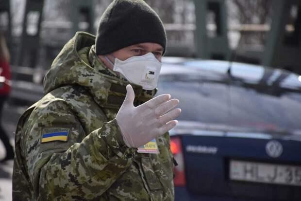 Коронавирус в ВСУ: в штабе ООС сообщили, что известно о гибели наводчика «Азова»