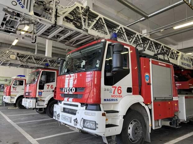 За неделю в округе произошло 14 пожаров – сводка МЧС по ЮВАО