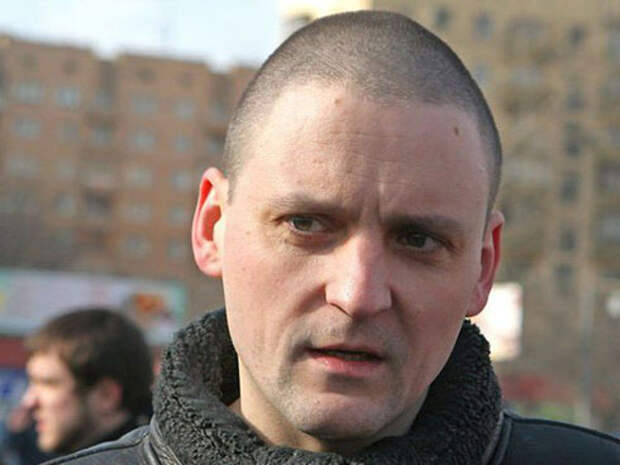 Удальцов уже вышел из колонии и едет в Москву