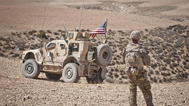 США начали выводить войска из Сирии