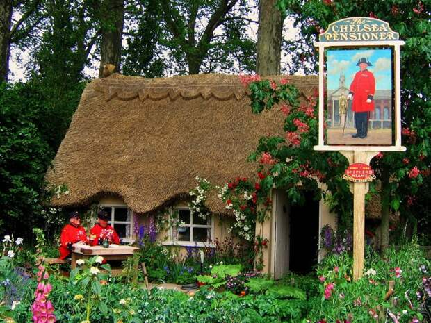 Fairy houses the British province 04