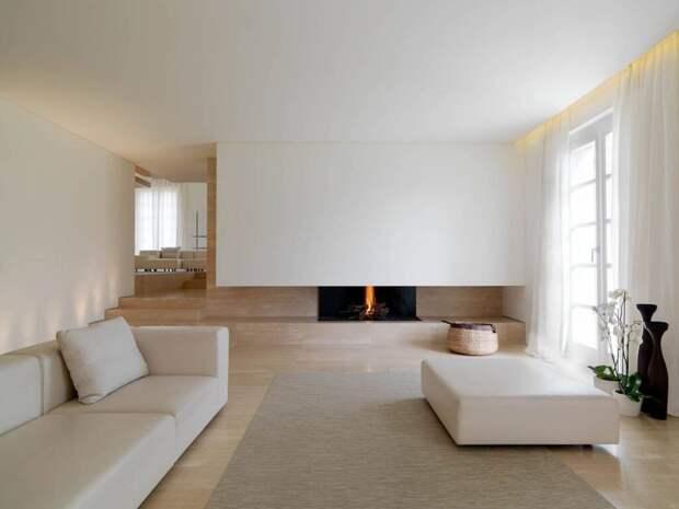 Как визуально увеличить пространство комнаты? 5 дизайнерских лайфхаков