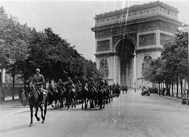 Вторжение Германии во Францию