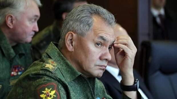 """""""Караул! Война!"""" Шойгу сделал неожиданный ход в Крыму"""