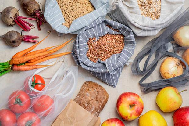 Хлеб, овощи, крупы и другие продукты, которые мы храним неправильно