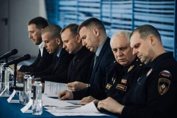 Избран первый заместитель председателя спортивного общества «Динамо»