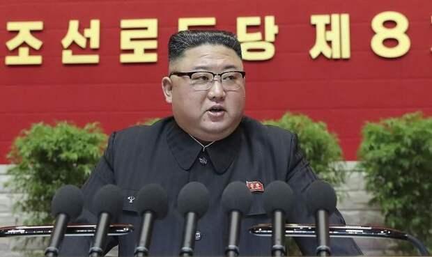 Ким Чен Ынпровозгласил курс насближение сКитаем иРоссией