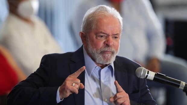Верховный суд Бразилии признал законной отмену приговора экс-президенту страны