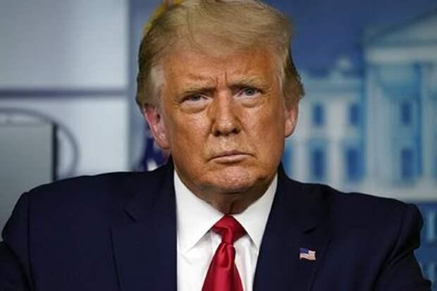 Очередная модель обвинила Трампа в домогательствах