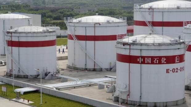 Рекордный объем российской нефти Urals закупил Китай впервом квартале 2020