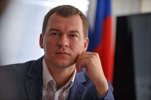 «Болезненный вопрос»: Дегтярев взялся запроблему обманутых дольщиков