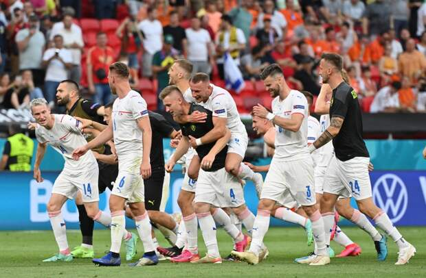 Сразу две сенсации произошло в ходе матча 1/8 финала Евро-2020