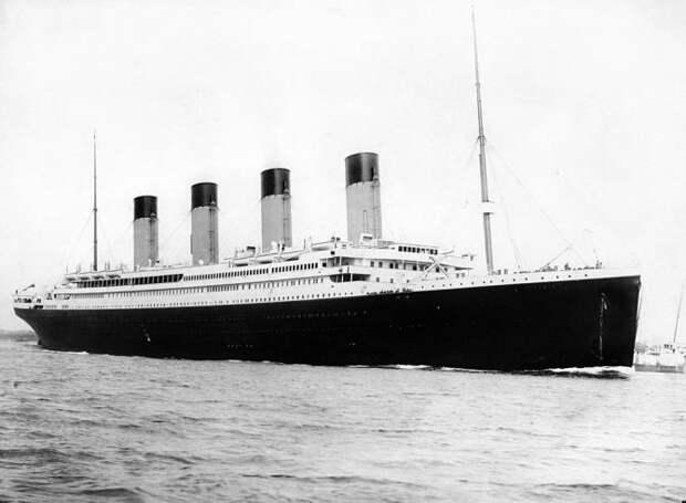 """Титаник"" погубила проклятая мумия?"