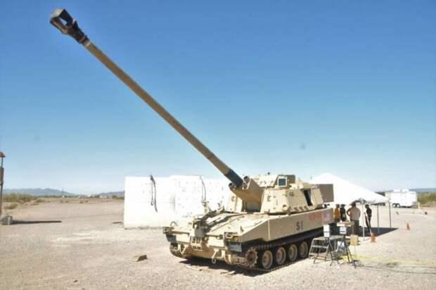 Сверхбольшая дальность и сверхбольшой оптимизм: проект Strategic Long Range Cannon