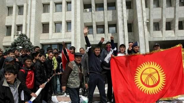 Киргизмайдан: как американцы покупают «юрточных» революционеров